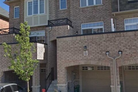 Townhouse for rent at 82 Magdalene Cres Brampton Ontario - MLS: W5000591