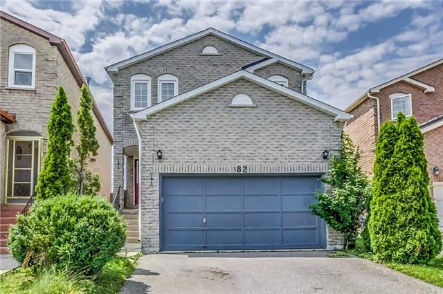 Sold: 82 Mary Pearson Drive, Markham, ON