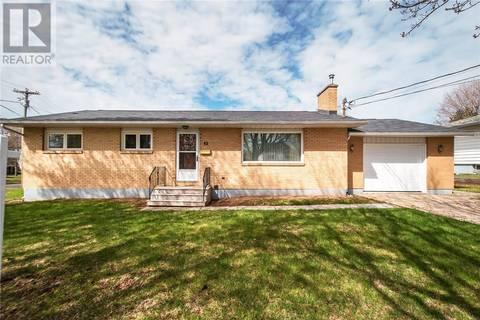 House for sale at 82 Milner  Moncton New Brunswick - MLS: M122992