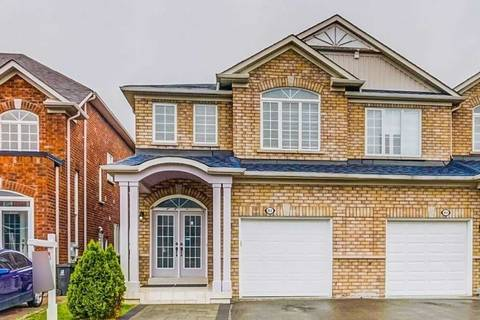 Townhouse for sale at 82 Misty Hills Tr Toronto Ontario - MLS: E4511367