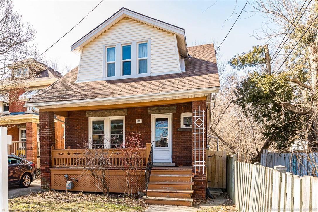 House for sale at 82 Newton Ave Hamilton Ontario - MLS: H4074347