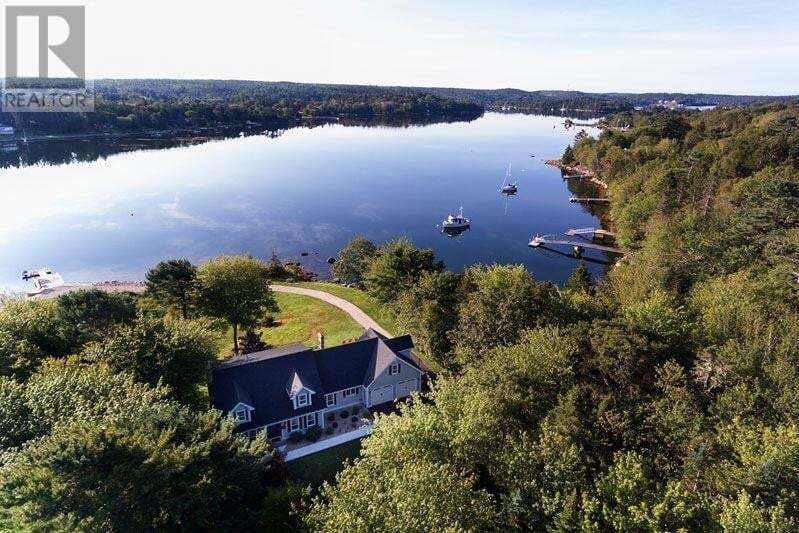 House for sale at 82 Parklea Dr Head Of St. Margarets Bay Nova Scotia - MLS: 202007113