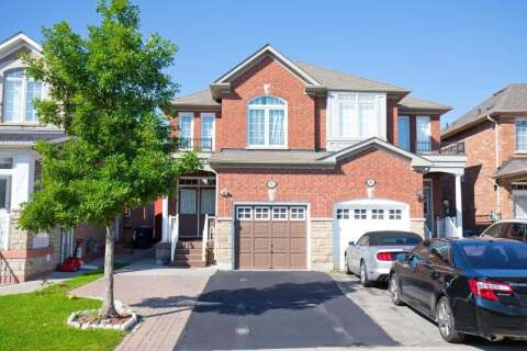 Townhouse for sale at 82 Rubysilver Dr Brampton Ontario - MLS: W4809877