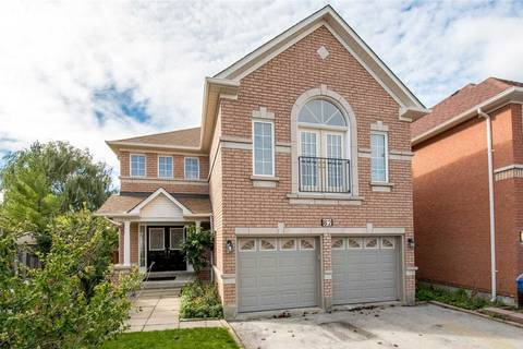 House for sale at 82 Sapphire Dr Richmond Hill Ontario - MLS: N4510218