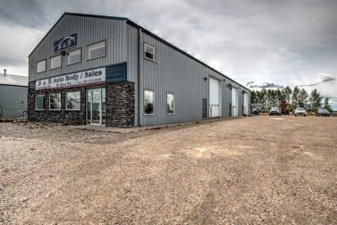 Commercial property for sale at 82 Slater Rd Strathmore Alberta - MLS: A1039281