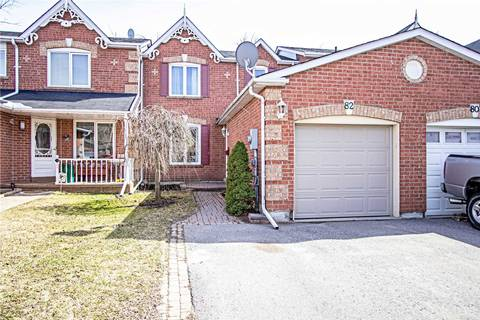 Townhouse for sale at 82 Stuart Rd Clarington Ontario - MLS: E4421031