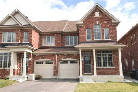 Townhouse for rent at 82 Truro Circ Brampton Ontario - MLS: W4579244