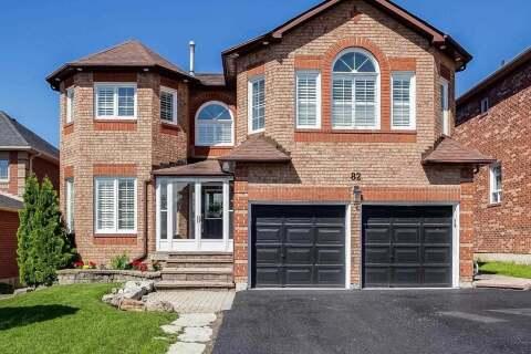 House for sale at 82 Tulip St Georgina Ontario - MLS: N4780096