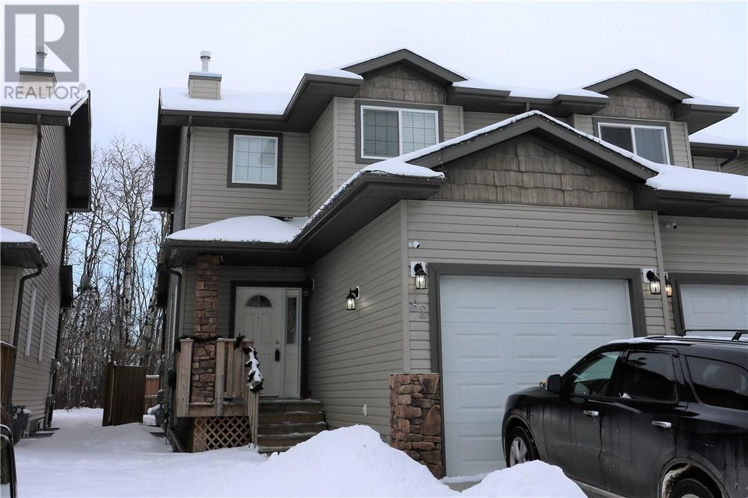 For Sale: 82 Vold Close, Red Deer, AB | 3 Bed, 2 Bath Townhouse for $319,900. See 18 photos!