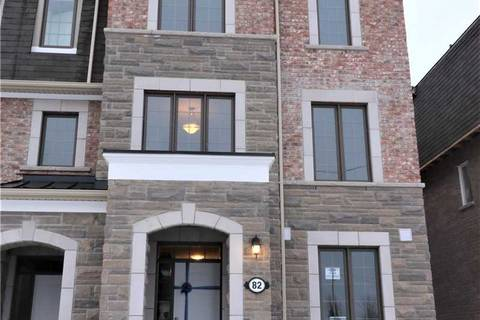 Townhouse for rent at 82 William F Bell Pkwy Richmond Hill Ontario - MLS: N4696000