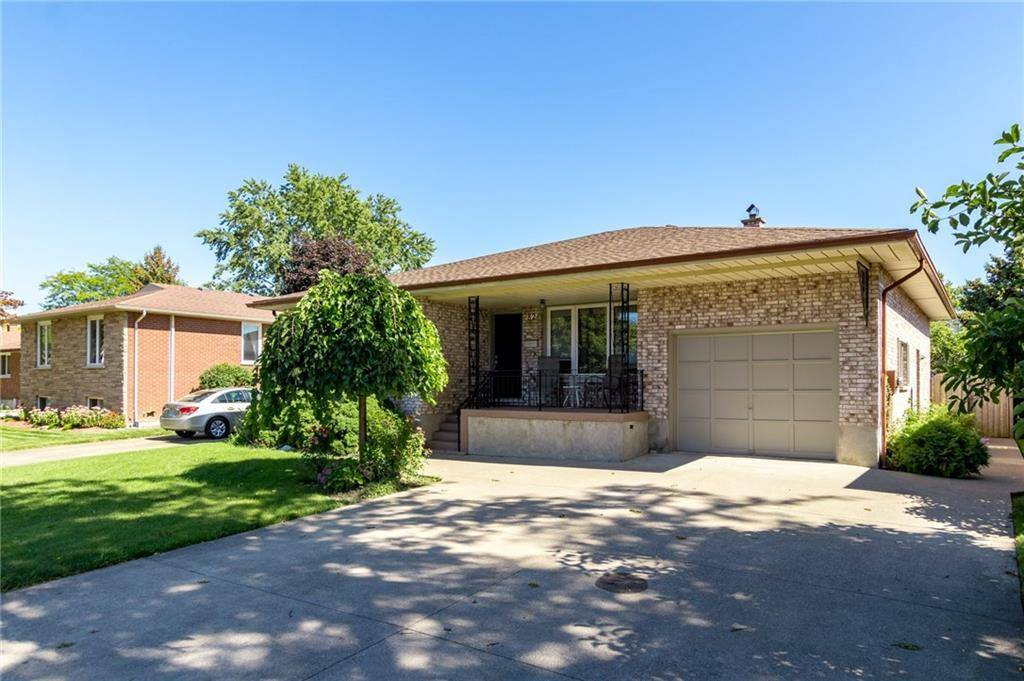 House for sale at 82 Ziraldo Rd St. Catharines Ontario - MLS: 30766295