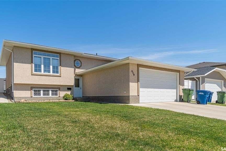 House for sale at 820 Athabasca St W Moose Jaw Saskatchewan - MLS: SK810302