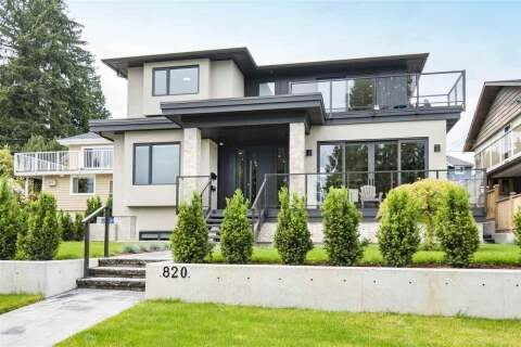 House for sale at 820 Calverhall St North Vancouver British Columbia - MLS: R2464699