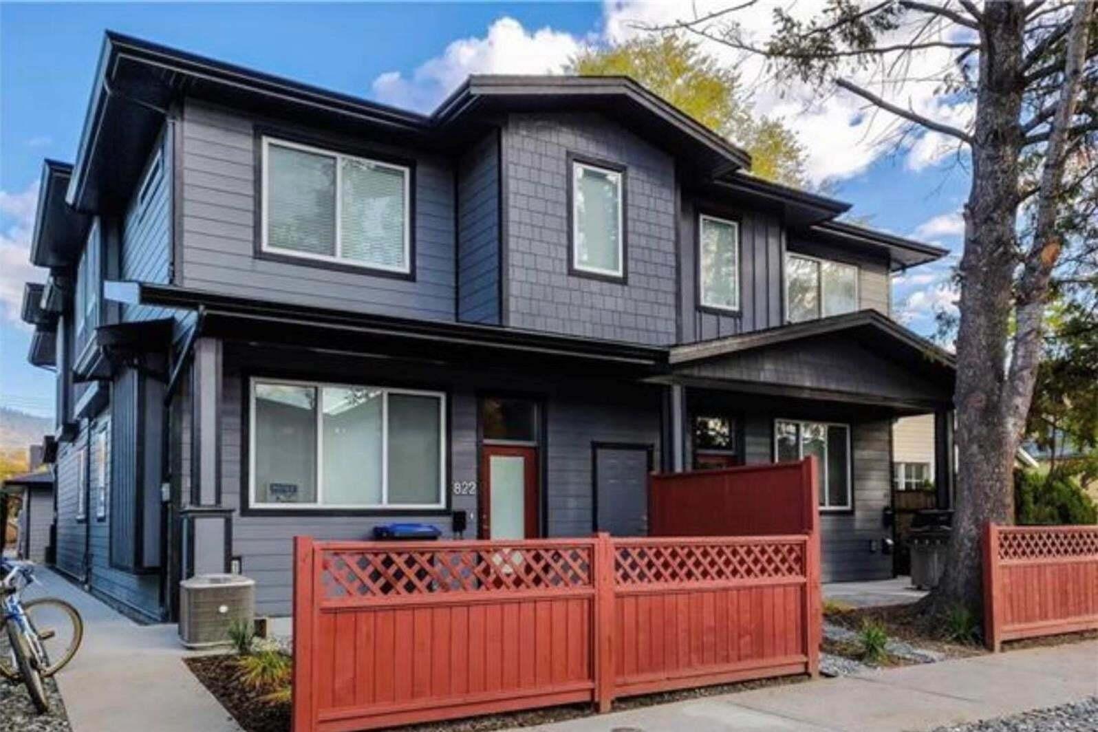 Townhouse for sale at 820 Fuller Ave Kelowna British Columbia - MLS: 10215434