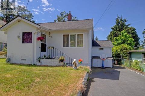 House for sale at 820 Intervale Ave Victoria British Columbia - MLS: 411945