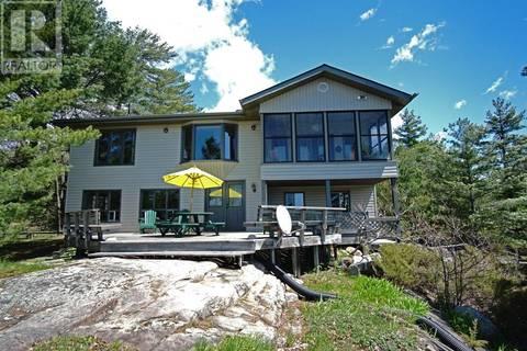 House for sale at 3998 Island 820/mermaid Is Unit 820/Mermaid Honey Harbour Ontario - MLS: 196889