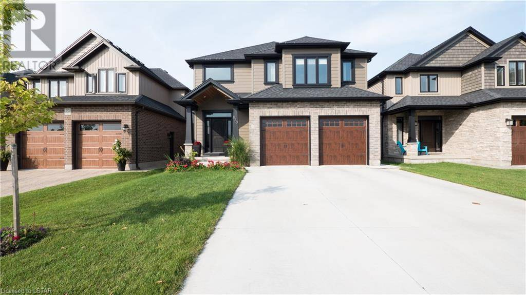 House for sale at 820 Rollingacres Pl London Ontario - MLS: 221986