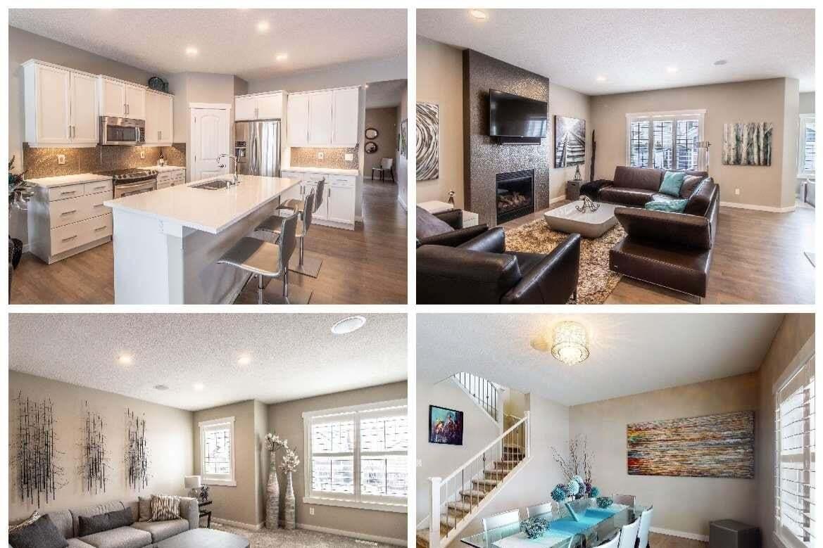 House for sale at 8204 Summerside Grande Bv SW Edmonton Alberta - MLS: E4204286