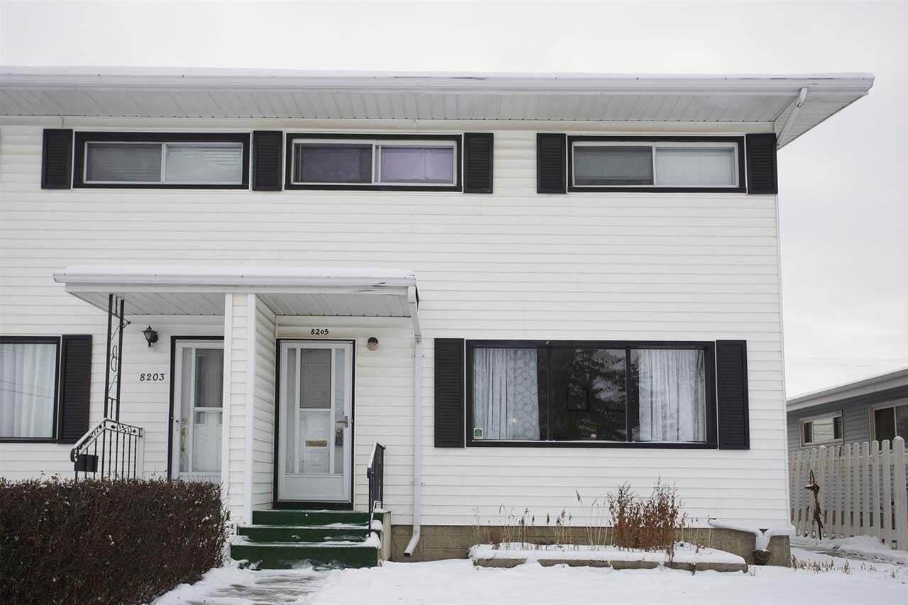 Townhouse for sale at 8205 134 Av NW Edmonton Alberta - MLS: E4202930