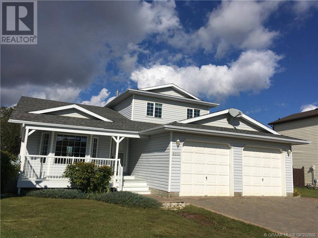 House for sale at 8206 104 Ave Peace River Alberta - MLS: GP202866