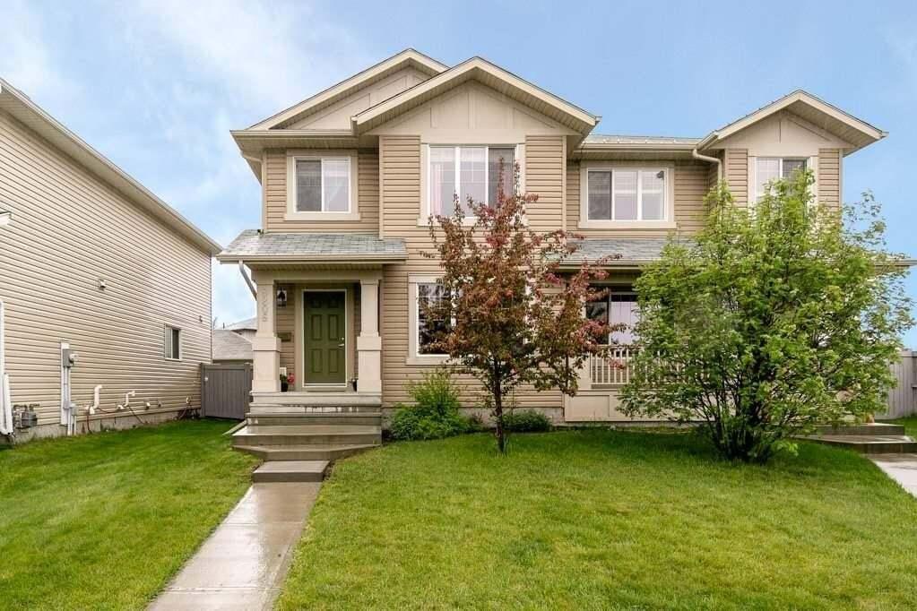 Townhouse for sale at 8206 180 Av NW Edmonton Alberta - MLS: E4198199