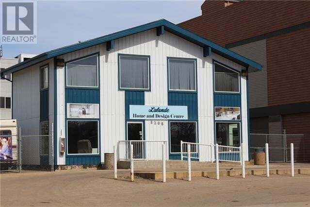 Commercial property for sale at 8208 Manning Ave Fort Mcmurray Alberta - MLS: fm0192239
