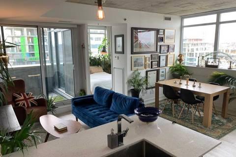 Apartment for rent at 20 Minowan Miikan Ln Unit 821 Toronto Ontario - MLS: C4725986