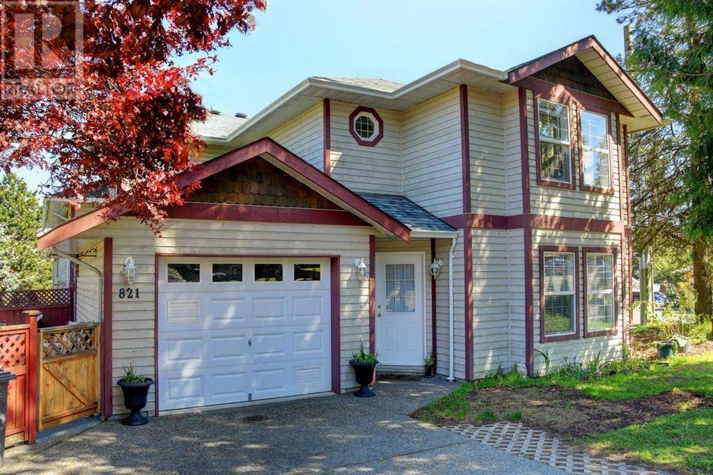 Townhouse for sale at 821 Lampson St Victoria British Columbia - MLS: 417592