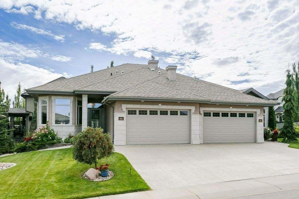 Townhouse for sale at 821 Massey Ld NW Edmonton Alberta - MLS: E4213730