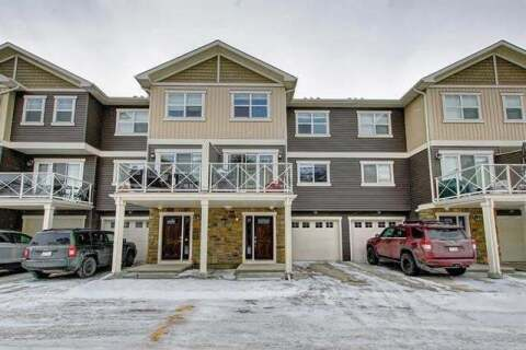 Townhouse for sale at 821 Skyview Ranch Gr Northeast Calgary Alberta - MLS: C4297118