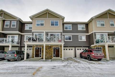 Townhouse for sale at 821 Skyview Ranch Gr Northeast Calgary Alberta - MLS: C4287163