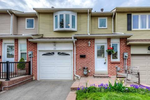 Townhouse for sale at 821 Sweetwater Cres Mississauga Ontario - MLS: W4454390