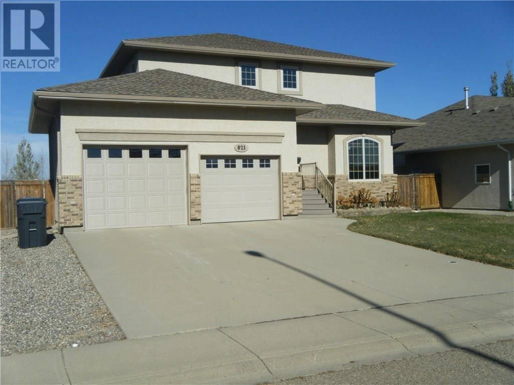 House for sale at 821 Washington Dr Weyburn Saskatchewan - MLS: SK777332