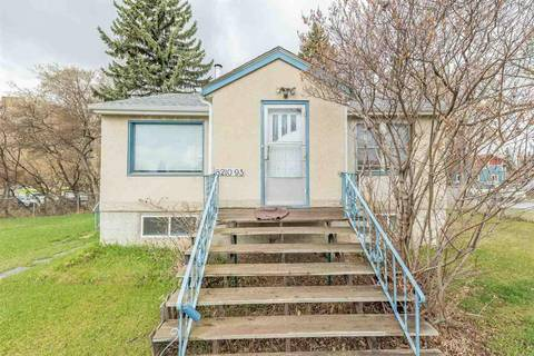 House for sale at 8210 93 St Nw Edmonton Alberta - MLS: E4159089