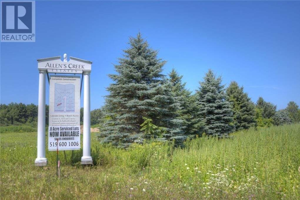 Residential property for sale at 82125 Drost Cres Goderich Ontario - MLS: 30828727