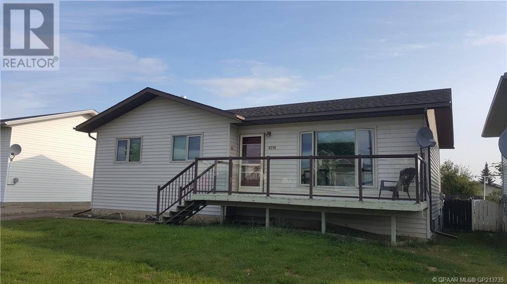 House for sale at 8218 102 Ave Peace River Alberta - MLS: GP213735