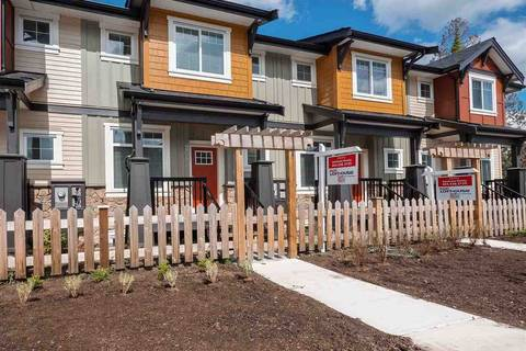 Townhouse for sale at 8218 204 St Langley British Columbia - MLS: R2371416
