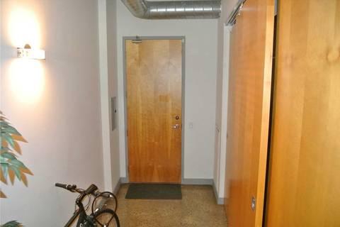 Apartment for rent at 155 Dalhousie St Unit 822 Toronto Ontario - MLS: C4519958