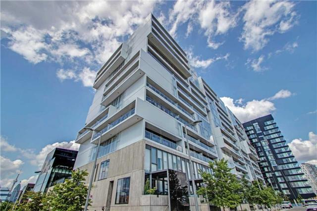 Sold: 822 - 32 Trolley Crescent, Toronto, ON