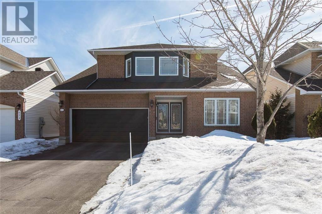 House for sale at 822 Galleria Circ Ottawa Ontario - MLS: 1186632