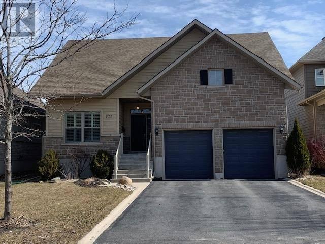 House for sale at 822 Kananaskis Dr Kingston Ontario - MLS: K20001595