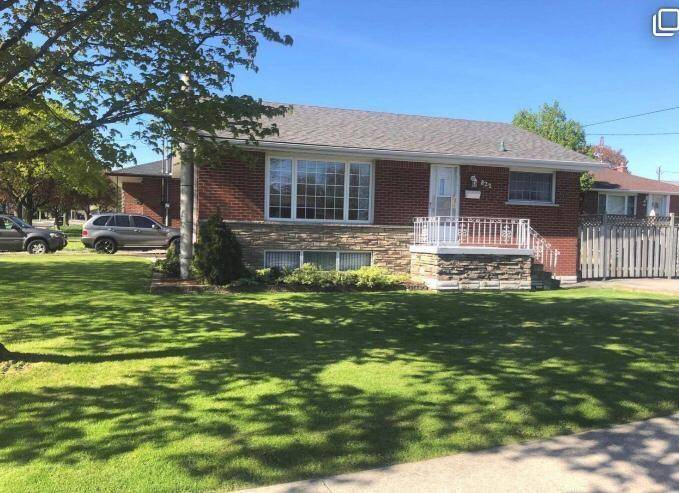 House for rent at 822 Ninth Ave Hamilton Ontario - MLS: H4067842