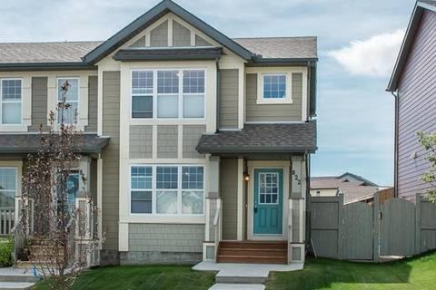 Townhouse for sale at 822 Panatella Blvd Northwest Calgary Alberta - MLS: C4289392