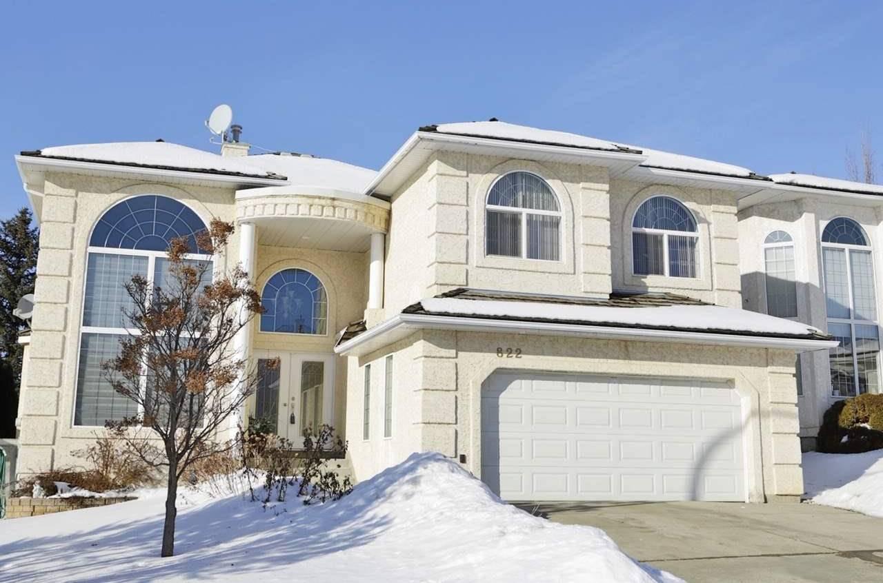 House for sale at 822 Reid Pl Nw Edmonton Alberta - MLS: E4186092