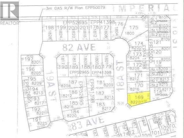 Home for sale at 8220 18a St Dawson Creek British Columbia - MLS: 177498