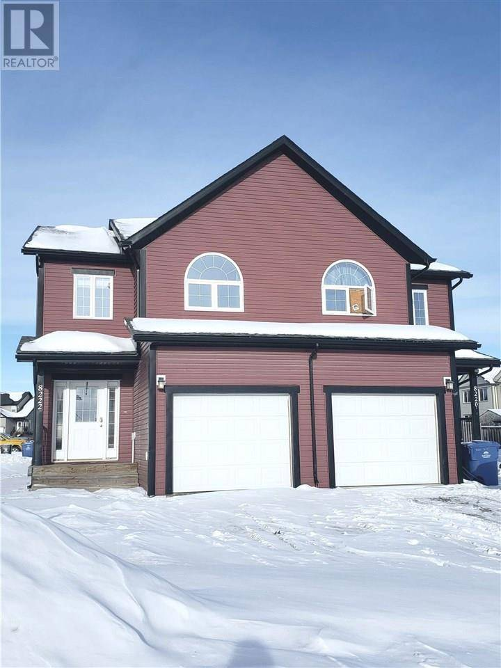 Townhouse for sale at 8220 86 Ave Fort St. John British Columbia - MLS: R2434517