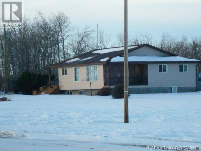 Home for sale at 822080 Range Road 62  Fairview, Md Alberta - MLS: GP208538