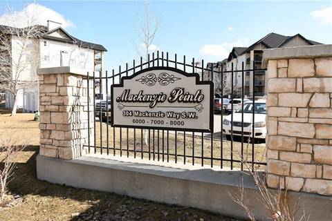 Condo for sale at 304 Mackenzie Wy Southwest Unit 8221 Airdrie Alberta - MLS: C4274982