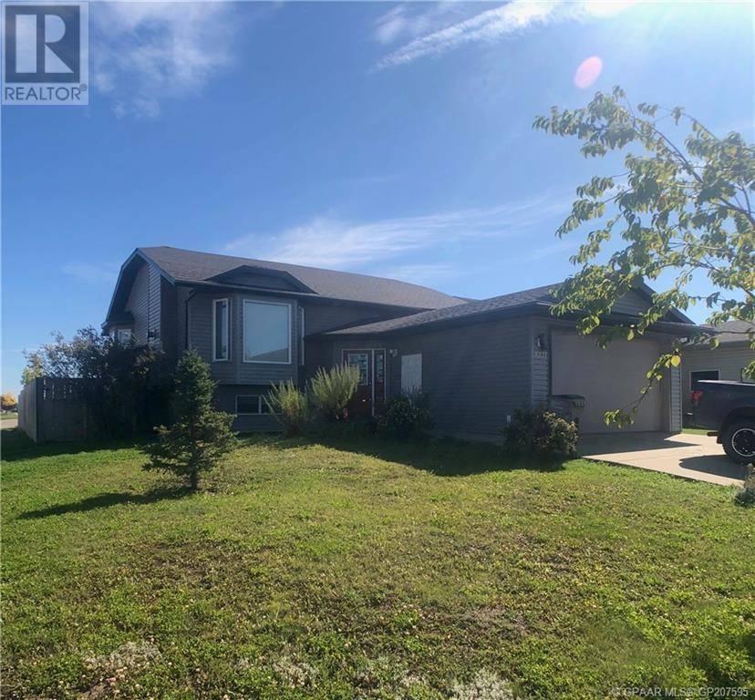 House for sale at 8221 Westpointe Dr Grande Prairie Alberta - MLS: GP207595