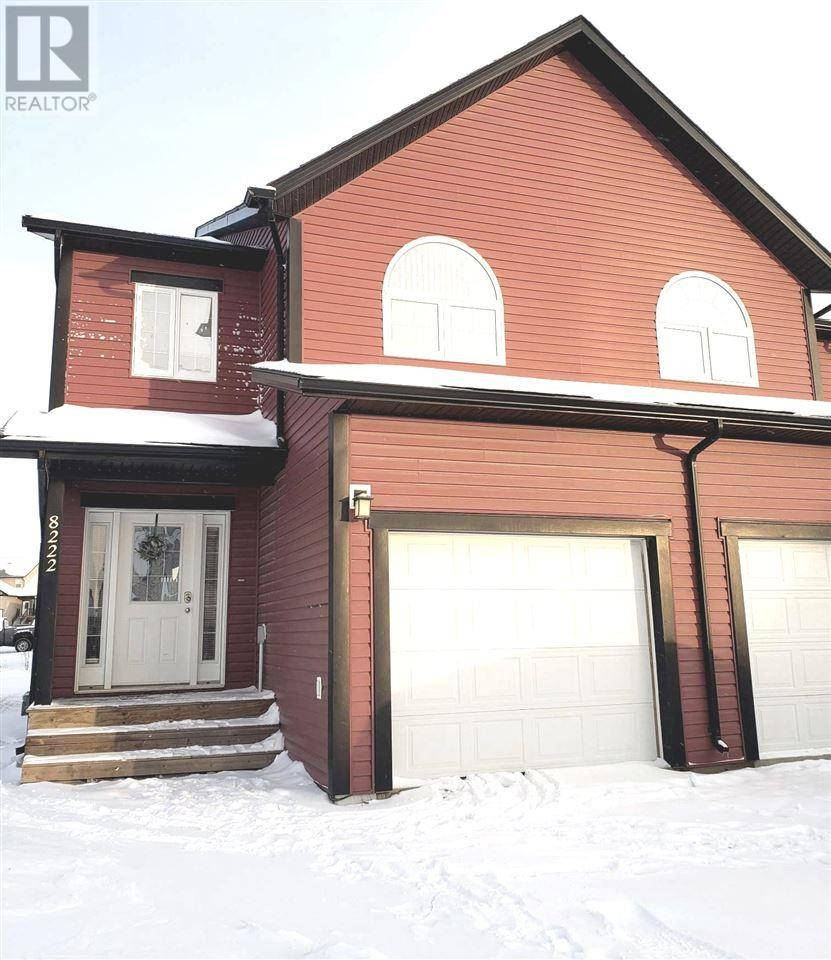 Townhouse for sale at 8222 86 Ave Fort St. John British Columbia - MLS: R2427835